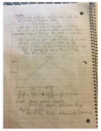 ECON 310 - Class Notes - Week 2