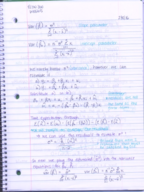 ECON 300 - Class Notes - Week 5