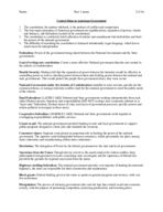 HIST 1040 - Study Guide