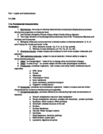 MB 401 - Study Guide