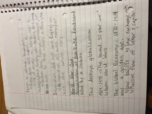 Cornell - ILRIC 2350 - Class Notes - Week 2