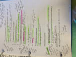 MBIO 213 - Class Notes - Week 11