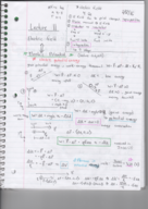 GATech - PHYS 2212 - Class Notes - Week 5