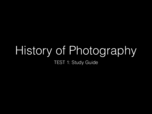 What is heliography?