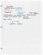 CHM 232 - Class Notes - Week 5