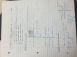 UNC - MA 110 - Class Notes - Week 7