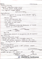 STCO 23113 - Class Notes - Week 3