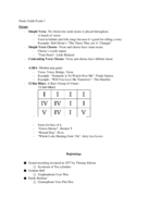 MUSC 205 - Study Guide