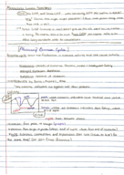ECON 2105 - Class Notes - Week 2