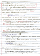 ECON 2105 - Class Notes - Week 3