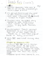 HIST 1400 - Class Notes - Week 7