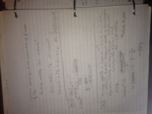 CHM 1220 - Class Notes - Week 11