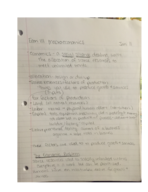 ECON 111 - Class Notes - Week 1
