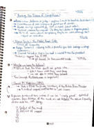 PSY 377 - Class Notes - Week 8