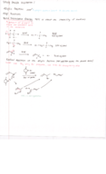 UW - CHEM 238 - Study Guide - Midterm