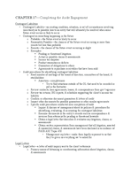 ACCT 4150 - Study Guide
