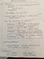 PHY 1455 - Class Notes - Week 15