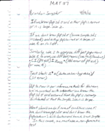 Pace - MATH 117 - Study Guide - Midterm