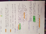 BIOL 2010 - Class Notes - Week 2