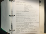 BC 102 - Class Notes - Week 1