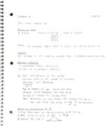 USF - STAT 3200 - Class Notes - Week 1