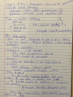 BUS 202 - Class Notes - Week 1