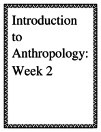 What is the meaning of biocultural in anthropology?