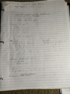 MATH 1111 - Class Notes - Week 3