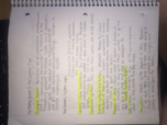 ECON 2010 - Class Notes - Week 2