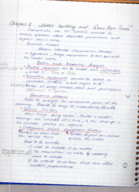 ECON 2106 - Class Notes - Week 2