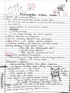 sci 200 class notes