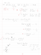 MATH 1329 - Class Notes - Week 1