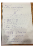 MECHENG 2010 - Class Notes - Week 2