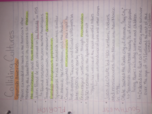 His 1301 - Class Notes - Week 2