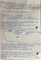 HIST 172 - Class Notes - Week 3