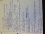 ANTH 110 - Class Notes - Week 1