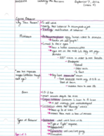 ANEQ 102 - Class Notes - Week 4