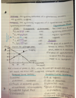 ECO 2013 - Class Notes - Week 3