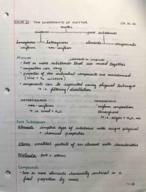 CHEM 1035 - Class Notes - Week 3