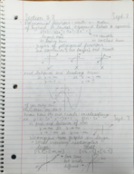 MATH 1150 - Class Notes - Week 3
