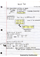 UMD - MATH 241 - Class Notes - Week 2
