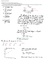 PHY 101 - Class Notes - Week 6