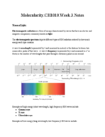 What does the electromagnetic spectrum depict?