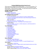 NCS - PSY 200 - Study Guide