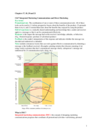 Bus 3013 - Study Guide