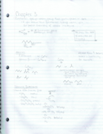 CHEM 227 - Class Notes - Week 3