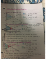 ECO 2013 - Class Notes - Week 4