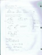 CHEM 227 - Class Notes - Week 4