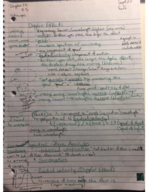 AST 301 - Class Notes - Week 5
