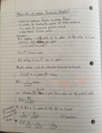 ECON 3100 - Class Notes - Week 3